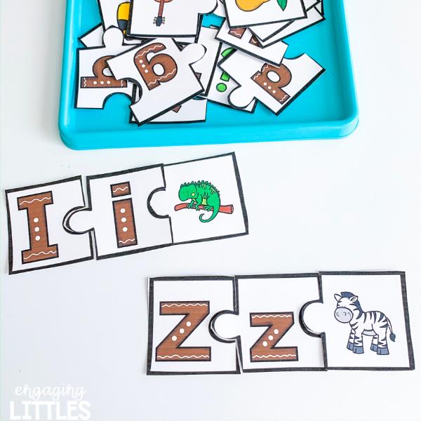 preschool alphabet ideas