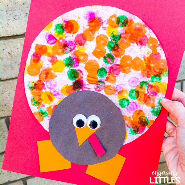 thanksgiving turkey craft