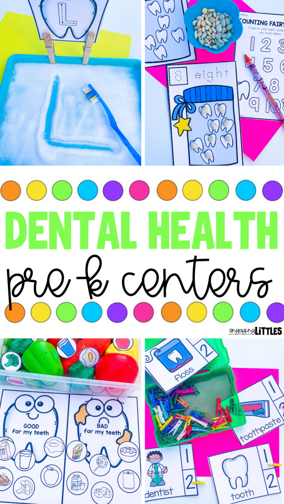prek dental health centers