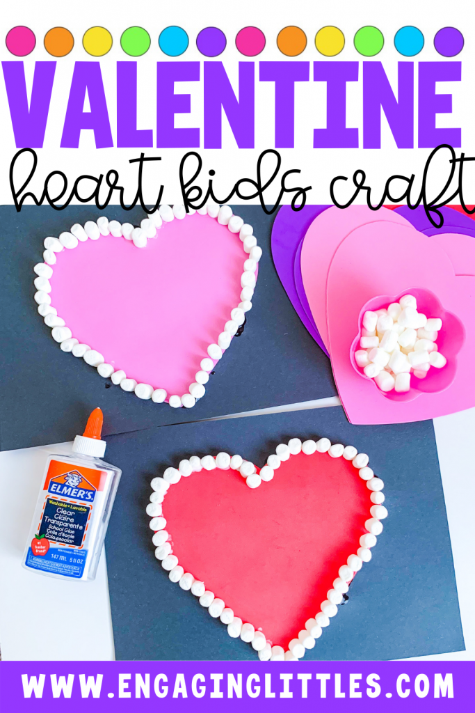 Valentine Kids Heart Craft
