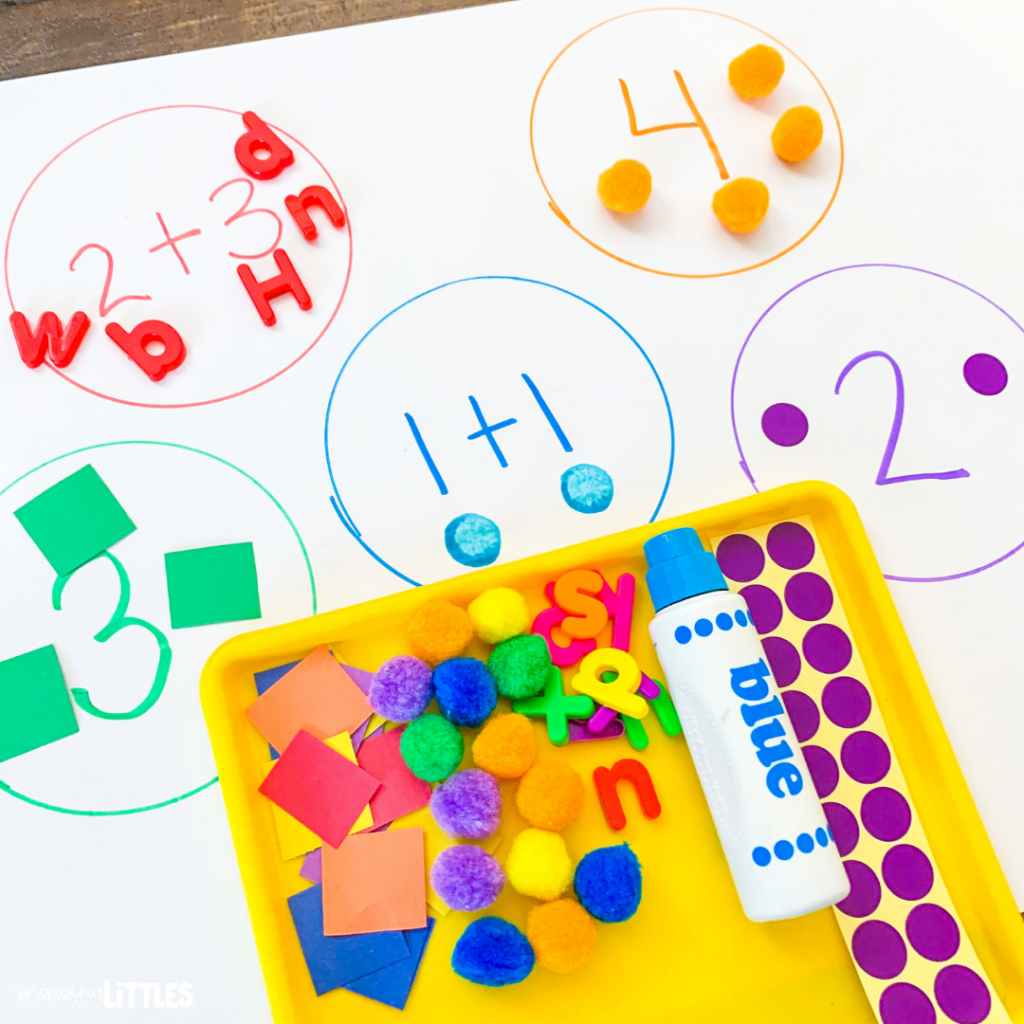 math color activities