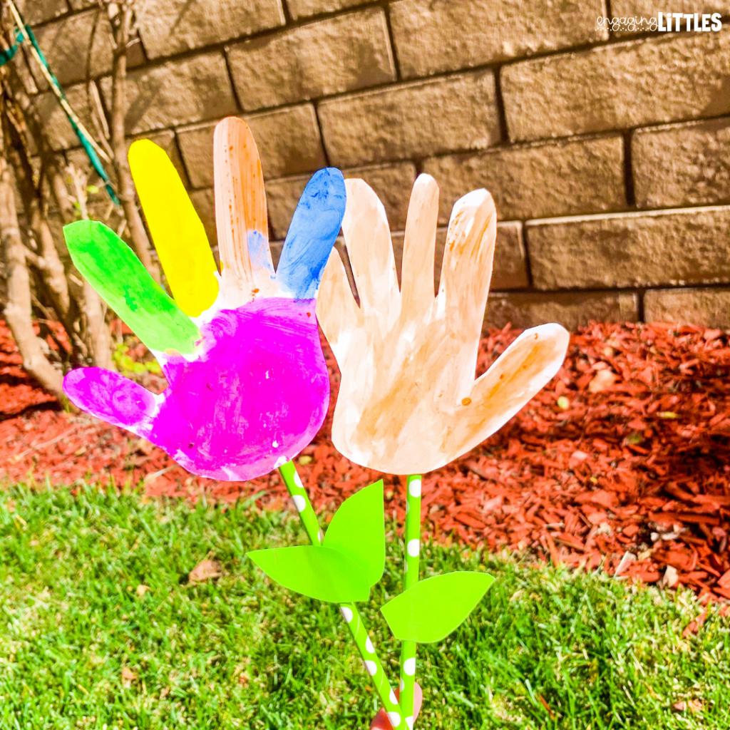spring kids craft
