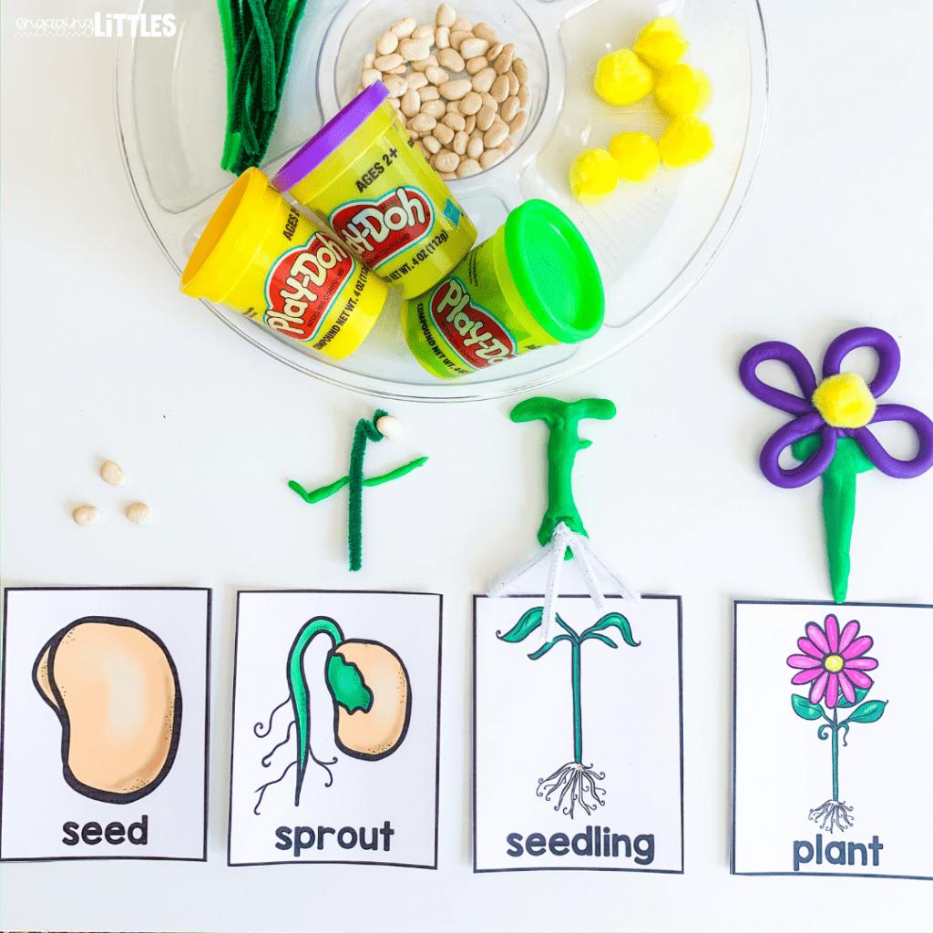 spring kids ideas