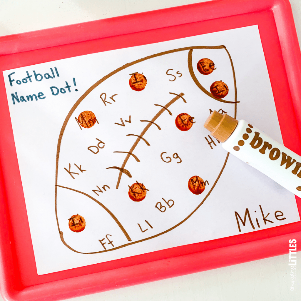 sports name activity