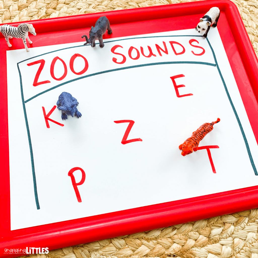 kids zoo activities