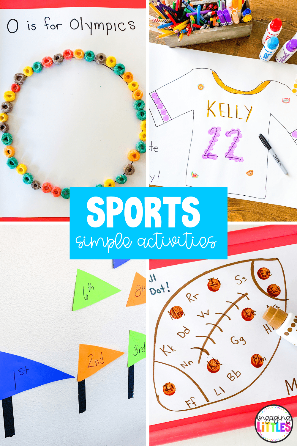 sports themed activities